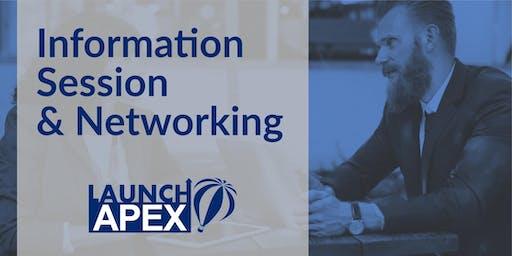 2019 LaunchAPEX: Information Session 1
