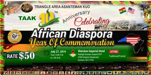 Anniversary Celebration:  400 Year Commemoration with Year of Return