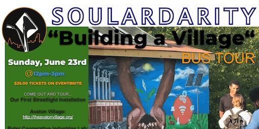 """Soulardarity """"Building a Village"""" Bus Tour 2019"""