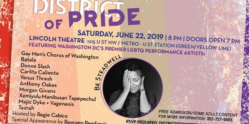Mayor Muriel Bowser's 2nd Annual District of Pride