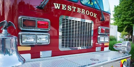 Westbrook Fire & Rescue Department Annual Banquet tickets