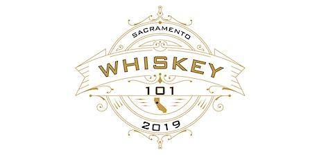 Sacramento Whisk(e)y 101 tickets