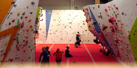 BoulderWorld Summer Taster Sessions 18+ tickets