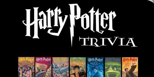 Harry Potter Book Trivia at Zone 28