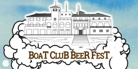 Detroit Boat Club Beer Fest 2019 tickets