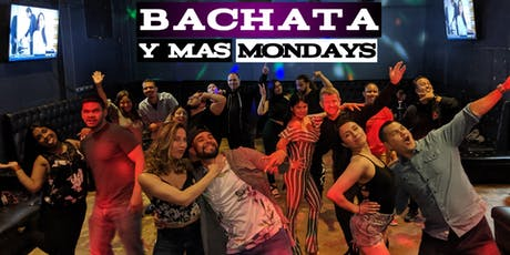 FREE - Bachata y mas | Mondays | Dance Lesson and Latin Party in Daly City tickets