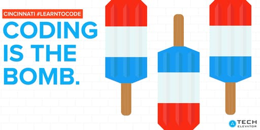 Coding is The Bomb #LearnToCode - Cincinnati