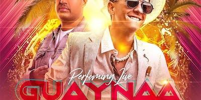 Guaynaa Performing LIVE at Baru Lounge Music By DJ LOBO