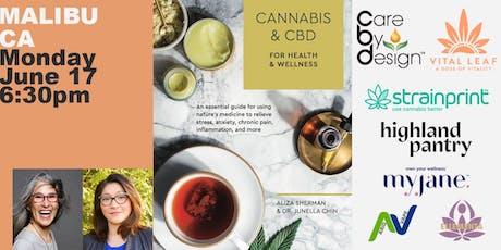 Ellementa Malibu: Cannabis and CBD Book Event tickets