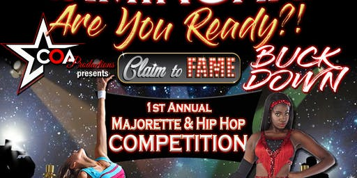 Claim to Fame Buck Down Dance Competition (Alabama)