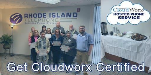 CloudWorx System Management Training