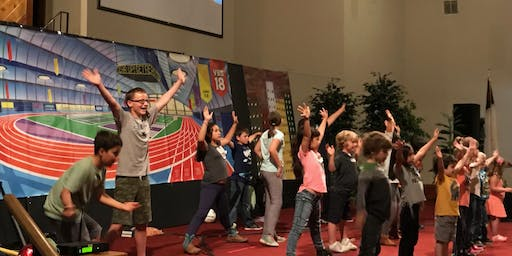 VBS: Kids' Fun Bible Camp