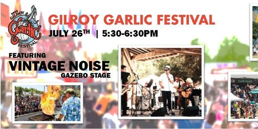 Jazz @ Gilroy Garlic Festival