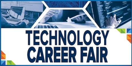 Technology Career Fair tickets