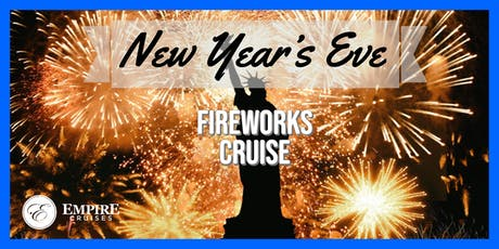 New Year's Eve Fireworks Cruise - Empire Cruises tickets