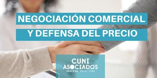 Negociación Comercial y Defensa del Precio con Juan Mateo