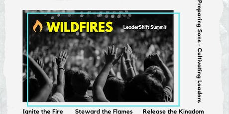 WildFires LeaderShift Summit tickets