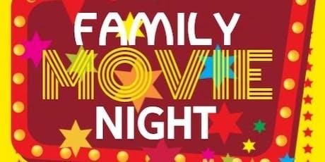 Family Movie Night tickets