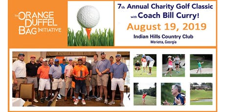 7th Annual Orange Duffel Bag Initiative Charity Golf Classic with Coach Bill Curry! tickets