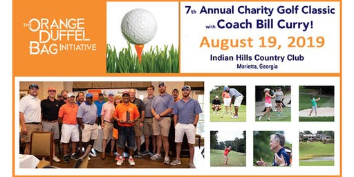 7th Annual Orange Duffel Bag Initiative Charity Golf Classic with Coach Bill Curry!