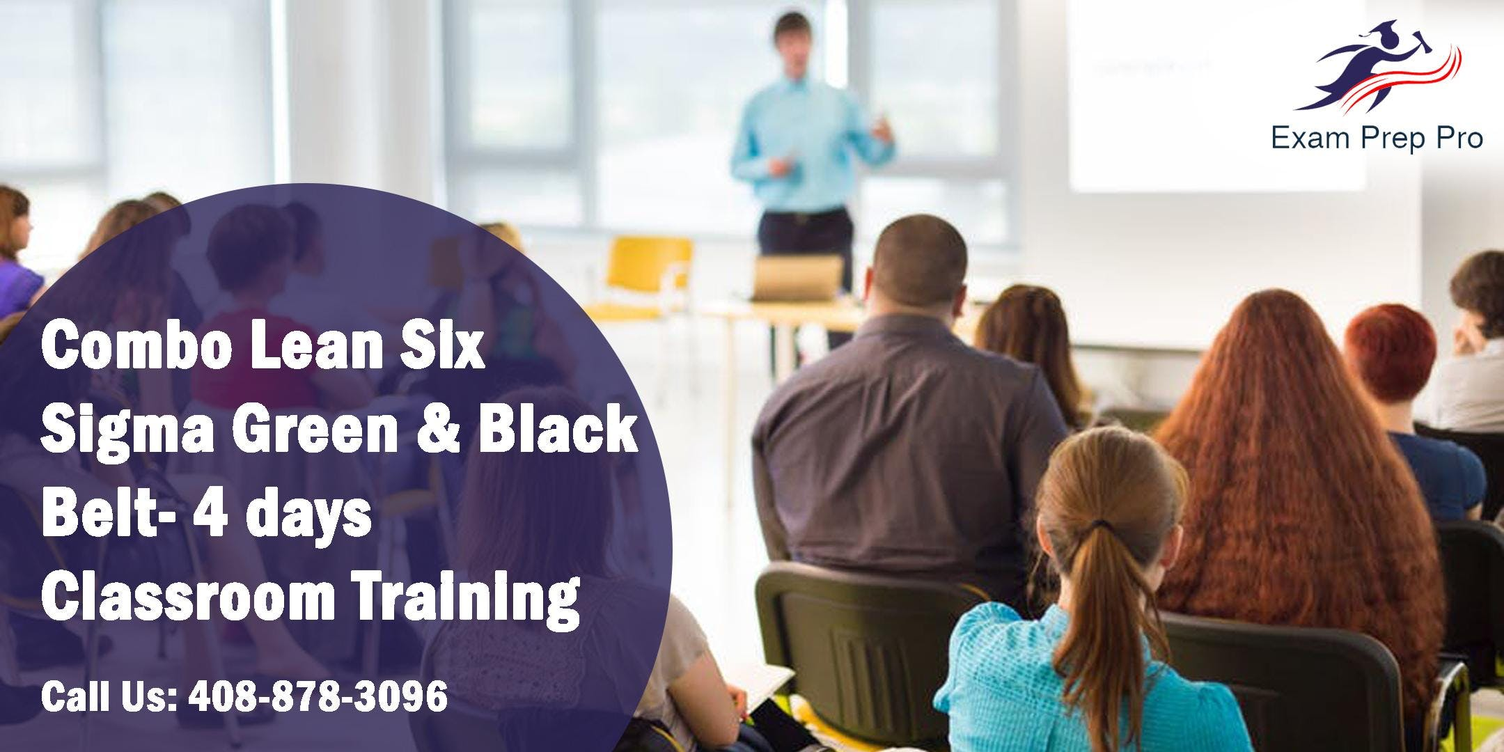 Combo Lean Six Sigma Green Belt and Black Belt- 4 days Classroom Training in Fargo,ND