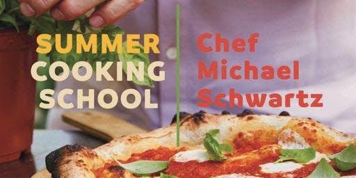 Make Pizza with Chef Michael Schwartz!