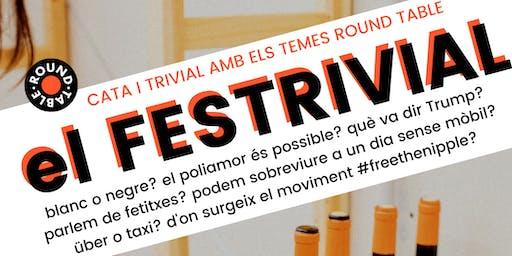 II Festrivial Round Table @ El Dinàmic de BCN