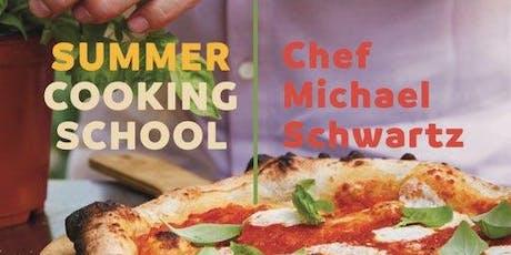 Make Pizza with Chef Michael Schwartz! tickets