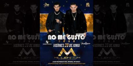 "Adriel Favela & Javier Rosas ""La Escuela No Me Gusto"" Tour | Sparks, NV tickets"