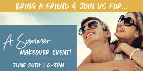 Summer Spa Makeover tickets