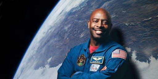 Astronaut Leland Melvin