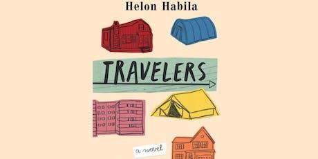 Book Launch: Travelers by Helon Habila tickets