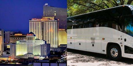Atlantic City Bus Ride (Free Play) tickets