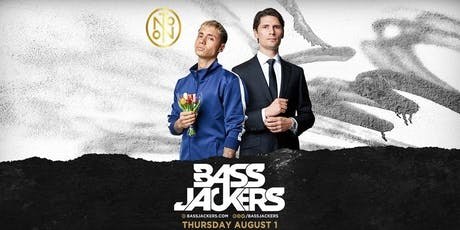 Bassjackers @ Noto Philly Aug 1 tickets