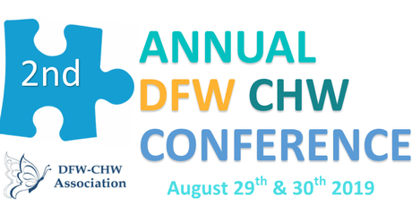 2nd Annual DFW CHW Conference tickets