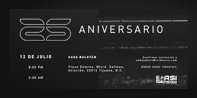 RSI 25 Aniversario