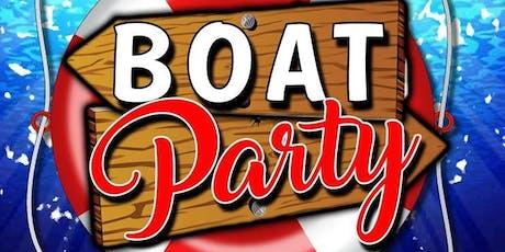 Deaf Women of Houston's Boat Party tickets