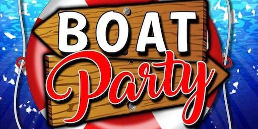 Deaf Women of Houston's Boat Party