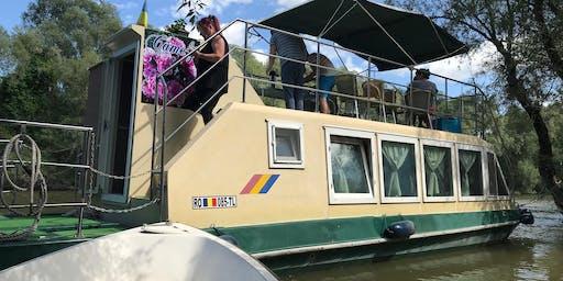 Gite di un giorno nel Delta del Danubio con Hidrobuz Camely.