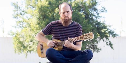 Juan Lucangioli en Mendoza/ Canciones+Mantras+Poesía