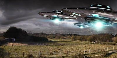 Alien Invasion 6:30pm (Ages 10-12)