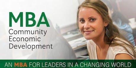 BRANDON: MBA Master's Class at Assiniboine Community College (Fri Jun. 21) tickets