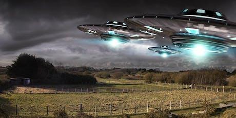 Alien Invasion 8:30pm (Ages 13-15) tickets