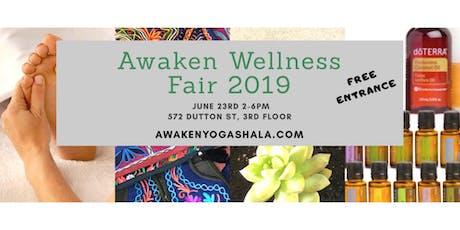 Awaken Wellness Fair 2019 tickets