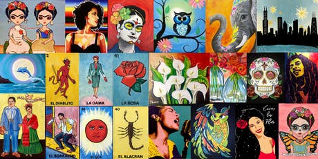 Museica's BYOB Dine & Paint - OPEN CLASS!  tickets