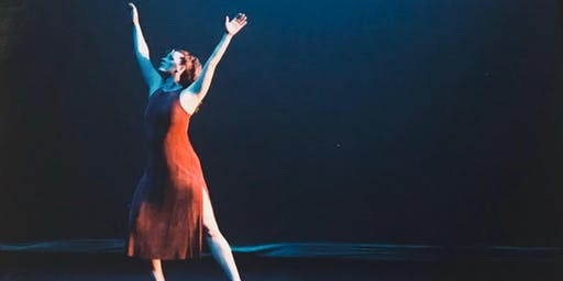 Contemporary Dance-July and August Session