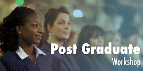 Post Graduate Work Permit Workshop 2019 June 24  tickets