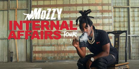 Mozzy tickets