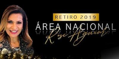 RETIRO 2019 - ÁREA NACIONAL ROSE AGUIAR