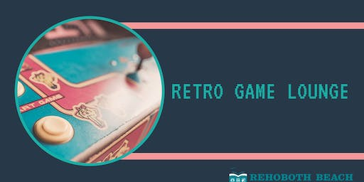 Retro Game Lounge
